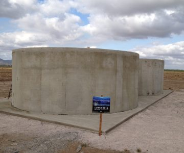 Rural Concrete Tanks