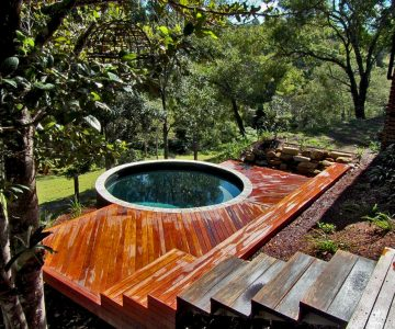 3.75m Plunge Pool @ Cooroy, Sunshine Coast