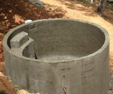 Do it yourself, Concrete Plunge Pool Shell Only