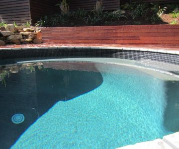 3.75m Concrete Plunge Pool @ Cooroy