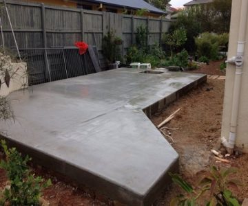 After Photo of Swimming pool conversion @ Brisbane